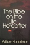 Bible on the Life Hereafter