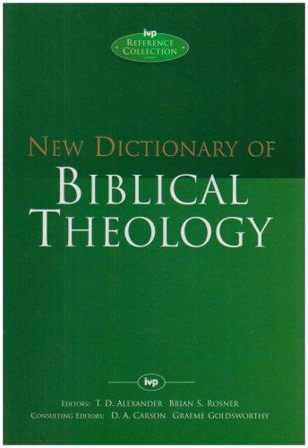 NEW NIV Biblical Theology Study Bible by D.A. Carson ...