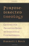 Purpose-Directed Theology